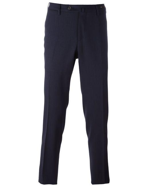 Pt01 | Мужское Синий Slim-Fit Trousers 54 Polyester/Spandex/Elastane/Wool