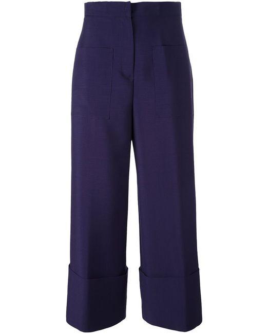 Fendi | Женское Розовый Classic Culottes 38 Mohair/Wool