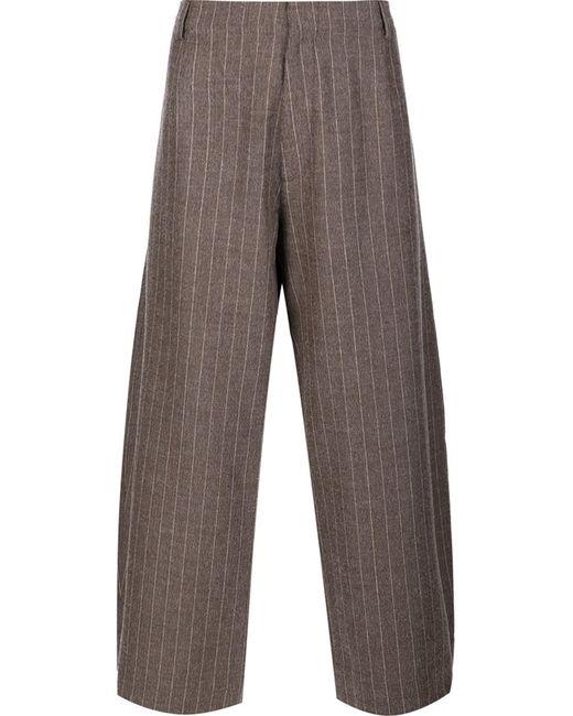 Vivienne Westwood | Мужское Коричневый Man Clown Trousers 50 Cotton/Viscose/Virgin Wool