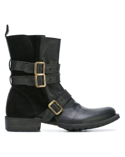 Fiorentini+Baker | Женское Чёрный Fiorentini Baker Eternity Enna Boots 41 Leather/Rubber