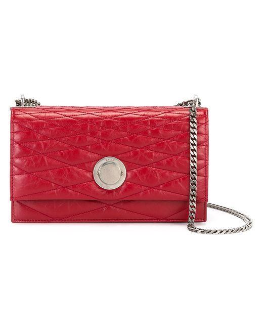 Bally   Женское Красный Extra Small Eclipse Shoulder Bag