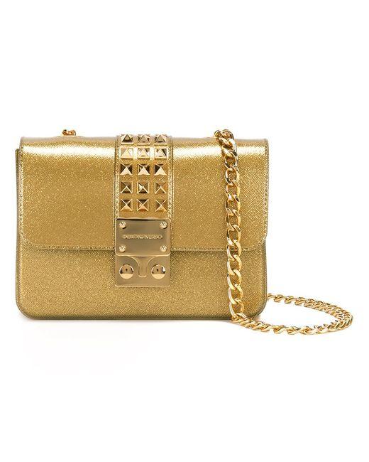 Designinverso   Женское Серебристый Amalfi Shoulder Bag