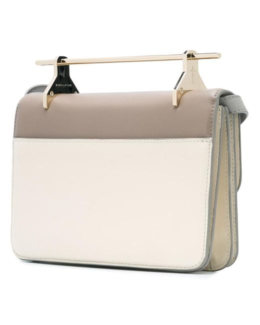 M2Malletier | Женское Nude/Neutrals La Fleur De Mal Shoulder Bag
