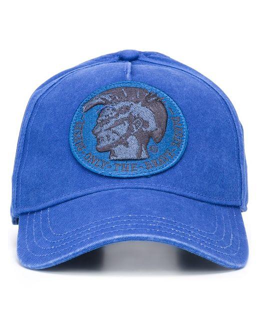 Diesel   Синий Cindian Cap Medium Cotton