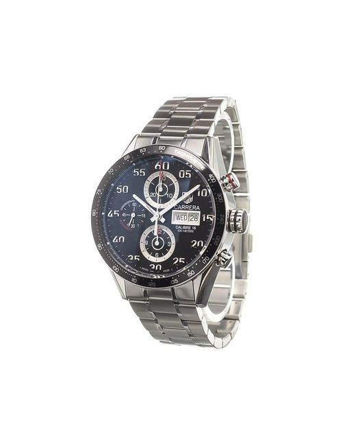 Tag Heuer | Stainless Steel Carrera Analog Watch