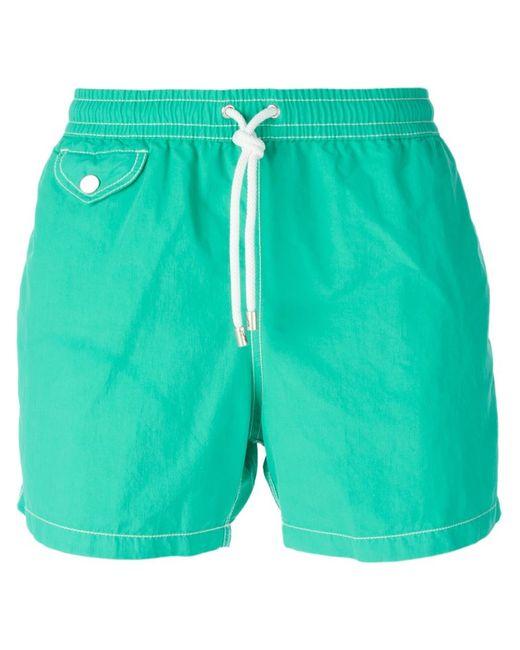 Hartford | Мужские Зелёные Шорты Для Плавания