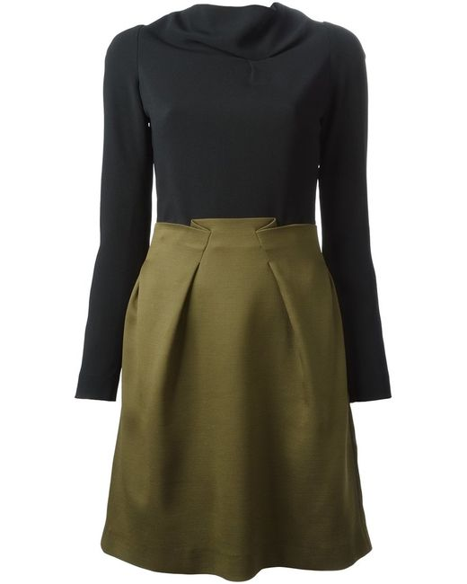 Roland Mouret | Женское And Wool Blend Halyzia Dress From