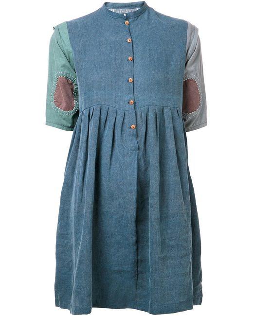 Visvim | Женское Linen Lancaster Dress From Featuring A Band