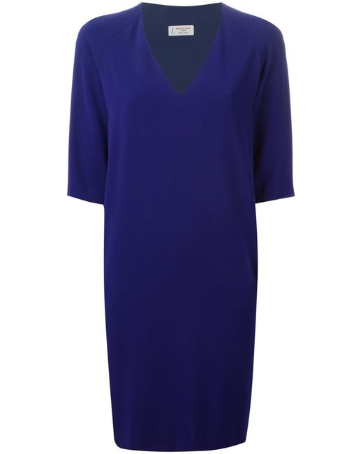 Alberto Biani | Женское Eletric V-Neck Shift Dress From