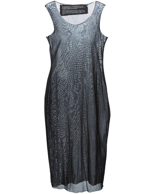 Rundholz   Женское Cotton Sheer Tank Dress From