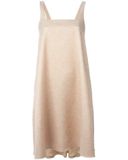 Rochas | Женское Light Pleated Back Shift Dress From