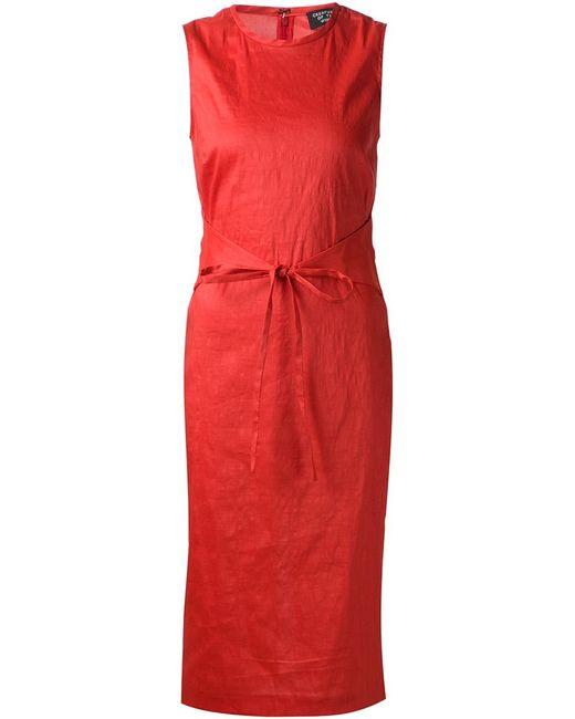 Creatures of the Wind | Женское Красное Облегающее Платье