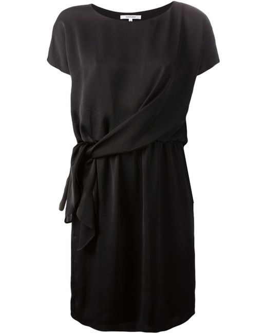 Carven   Женское Side Knot Dress From