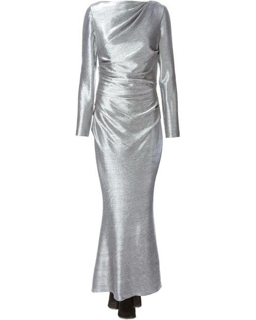 Talbot Runhof | Женское -Tone Dorango 2 Evening Gown From
