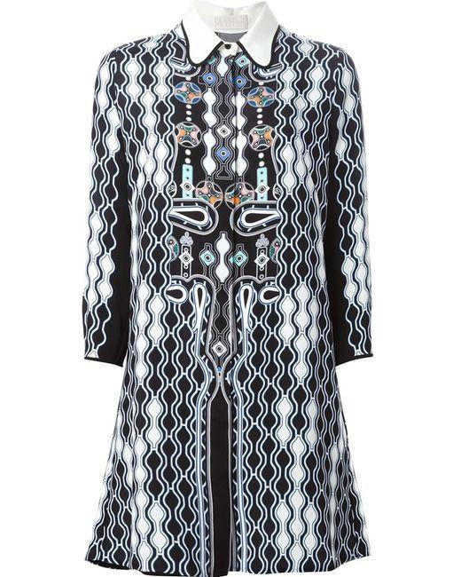 Peter Pilotto | Женское Чёрное Платье Ace