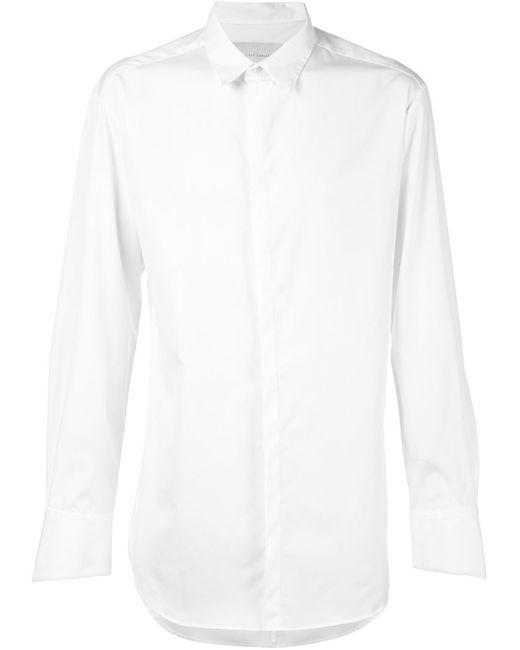 STRATEAS CARLUCCI | Мужское Белый Classic Shirt