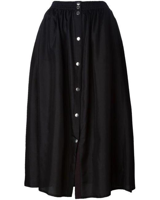 Sonia By Sonia Rykiel | Женское Чёрный Habotai Skirt