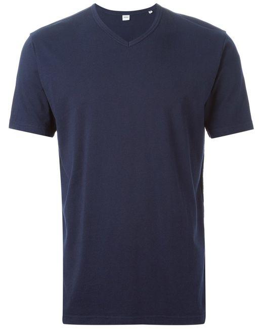 Aspesi | Мужское Cotton V-Neck T-Shirt From
