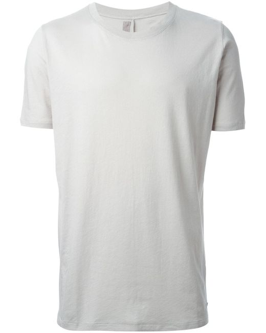 Silent Damir Doma | Мужское Silent Cotton Toliman T-Shirt From