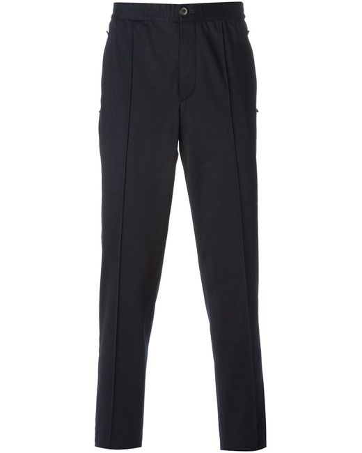 Lanvin | Мужское Синий Tailored Track Trousers