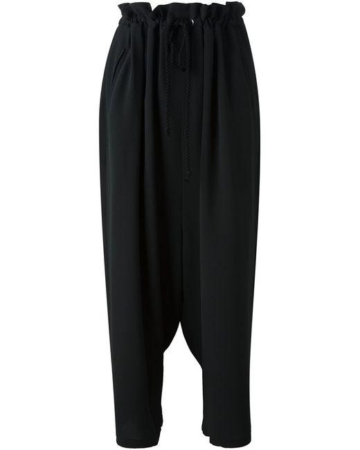 Missoni | Женское Чёрный Silk Blend Cropped Trousers From