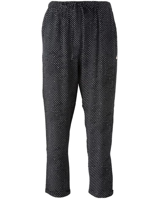 Woolrich | Женское Dotted Cropped Trousers From
