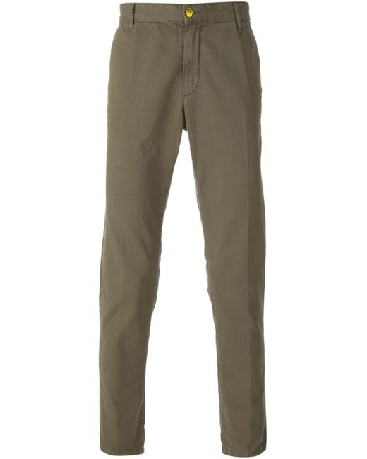 Hydrogen   Мужское Cotton Chino Trousers From