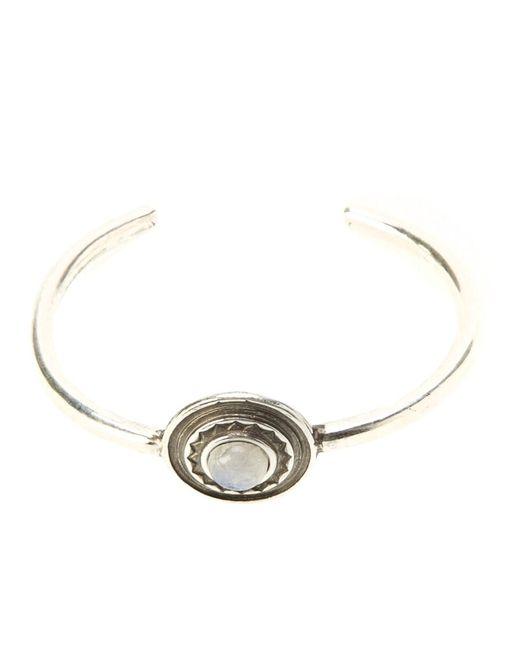 Pamela Love | Женское Серебристый Sterling Solar Bracelet From Featuring A Decorative