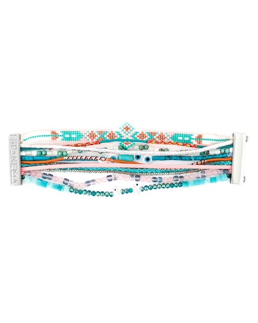 HIPANEMA | Женское Синий And Maupiti Bracelet From