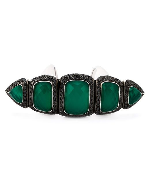 Stephen Webster | Женское Зелёный Haze Long Finger Ring