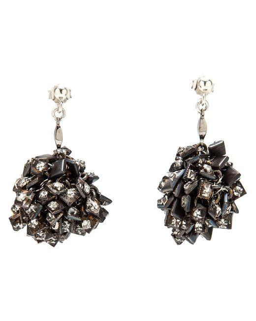 JEAN-FRANCOIS MIMILLA | Женское Серебристый Ball Cluster Earrings From Jean Francois Mimilla