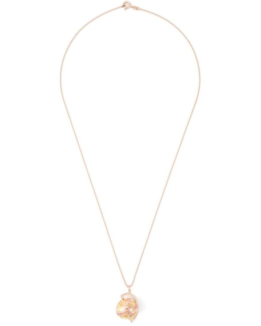 TRUE ROCKS | Женское Серебристый Small Globe Necklace