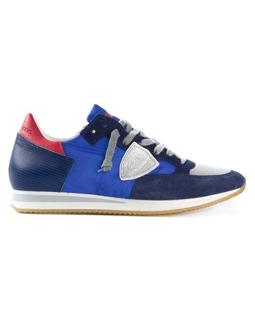 Philippe Model | Мужское Синий Tropez Sneakers
