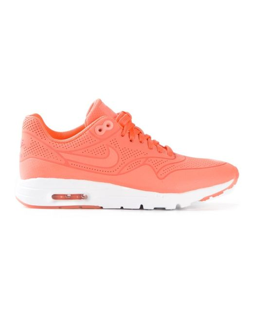 Nike   Женское Розовый Air Max 1 Thea Sneakers From Featuring