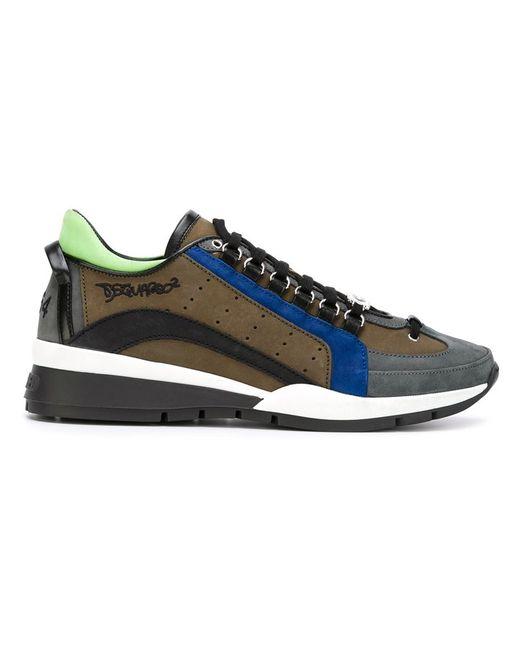 Dsquared2 | Мужское Серый 551 Sneakers