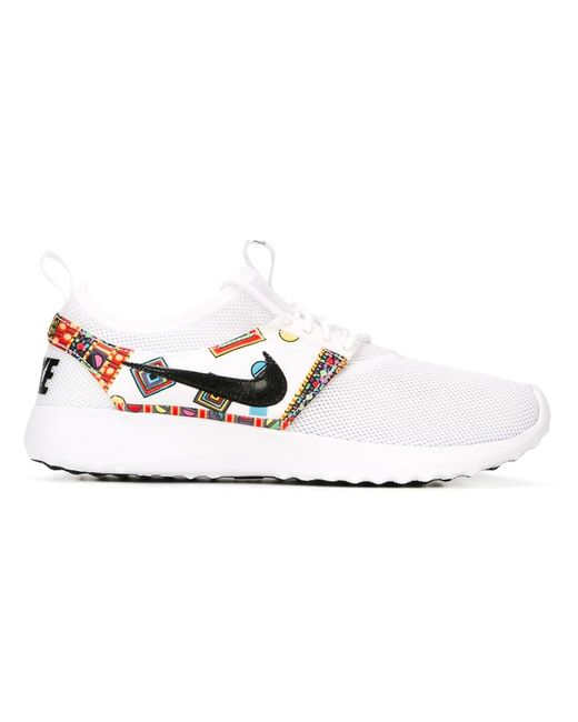 Nike | Женское Белый Liberty Roche Sneakers From Featuring A Round