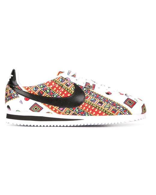 Nike | Женское Liberty Classic Cortez Sneakers From Featuring A