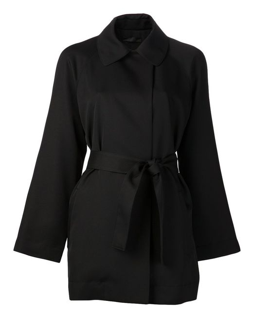 The Row   Женское Trudy Coat From Featuring A Spread Collar