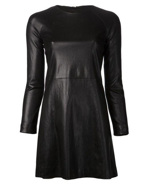The Row   Женское Чёрное Платье Hawnler