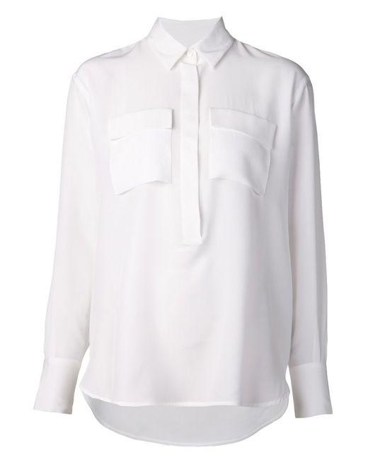 LAREIDA | Женское Белый Corazon Shirt