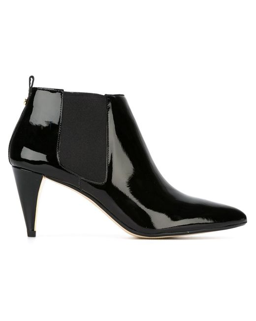 Michael Michael Kors | Женское Чёрный Midi Ankle Boots