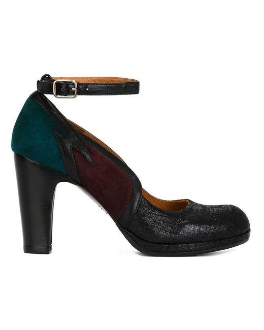 Chie Mihara | Женские Чёрные Туфли Мэри Джейн