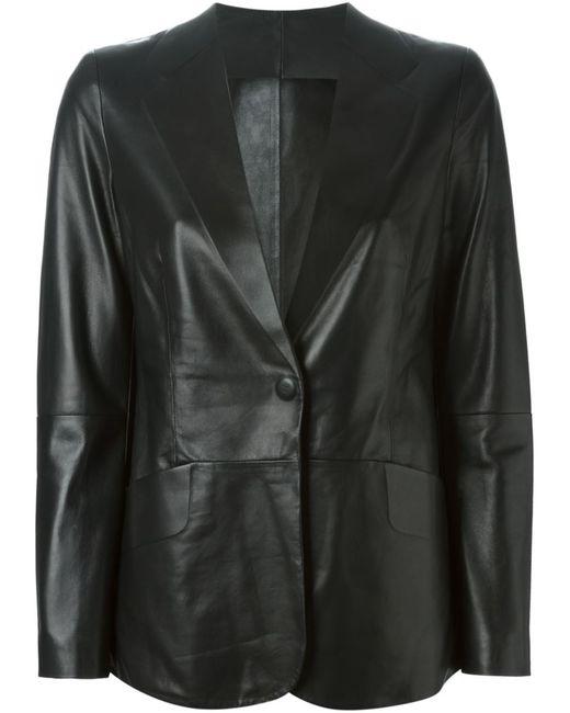 Giorgio Armani | Женский Чёрный Классический Блейзер