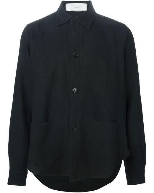 SOCIETE ANONYME | Женская Чёрная Свободная Рубашка Hackney