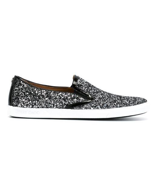 Jimmy Choo | Женское Серебристый Demi Sneakers