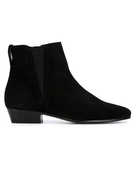 Isabel Marant | Женские Чёрные Ботинки По Щиколотку Étoile
