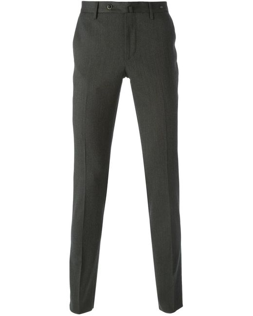 Pt01   Мужское Серый Slim Tailored Trousers