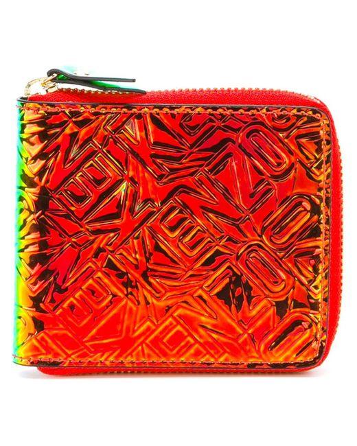 Kenzo | Женское Желтый Textured Wallet
