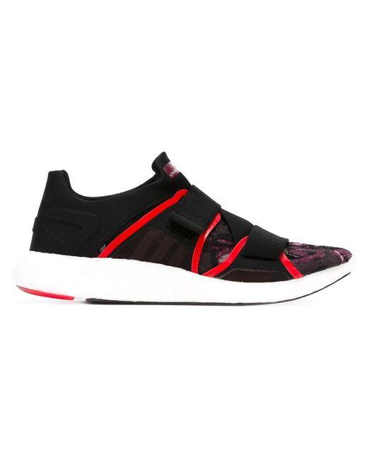 Adidas By Stella  Mccartney | Женское Чёрный Adidas By Stella Mccartney Pure Boost Sneakers