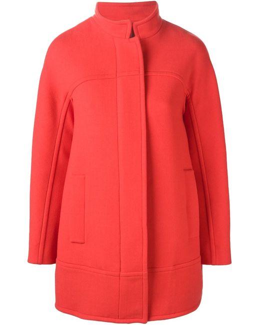 Gianluca Capannolo | Женское Красное Пальто Farah C